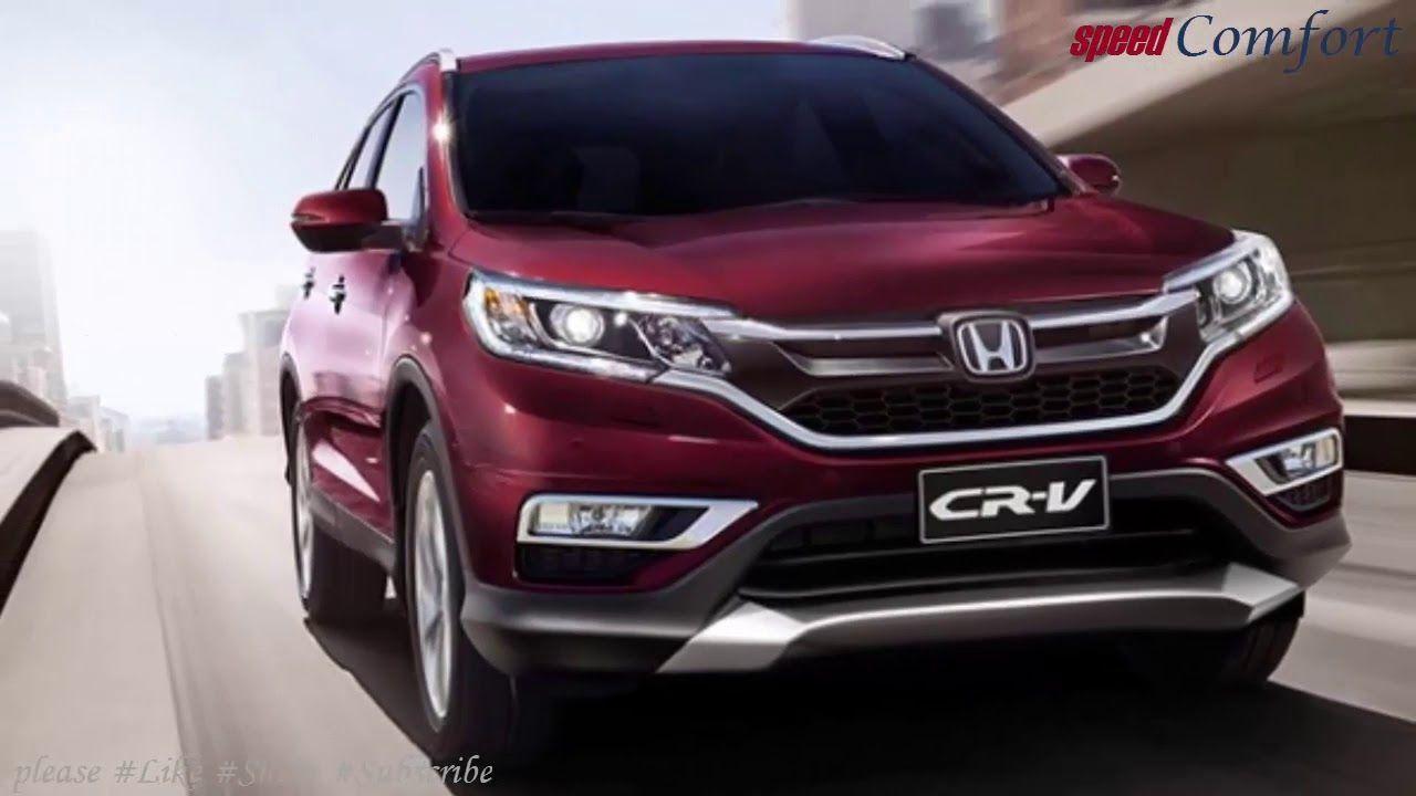 2020 Honda Cr V Rumors Honda Crv New Suv Honda Cr