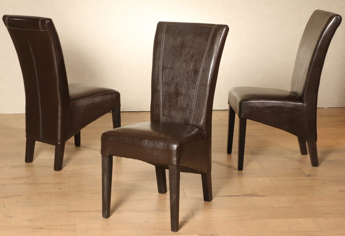 Inspirierend Polster Esszimmerstühle Galerie Von Home Affaire Massivholz Polster-stuhl, Braun, 4er Set