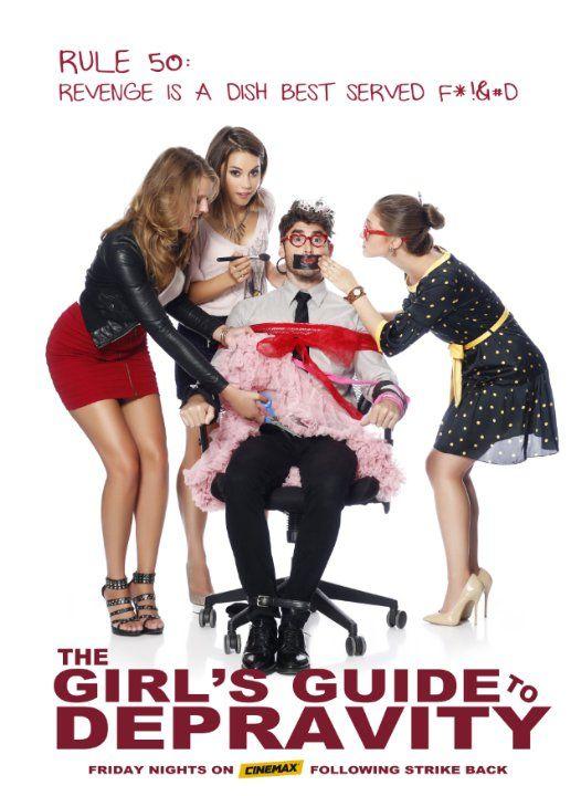 Rebecca Blumhagen In The Girls Guide To Depravity