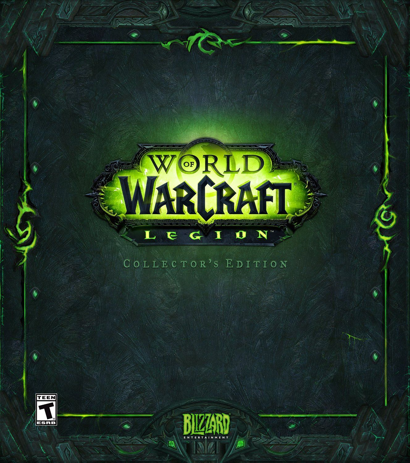 You want the ultimate World of Warcraft - Legion experience? Pre-order the Collectors Edition now!  Pre-order now: https://www.amazon.com/World-Warcraft-Legion-Standard-PC-Mac/dp/B017MRX6CM/ref=sr_1_2?s=videogames&ie=UTF8&qid=1466621161&sr=1-2&keywords=world+of+warcraft+legion