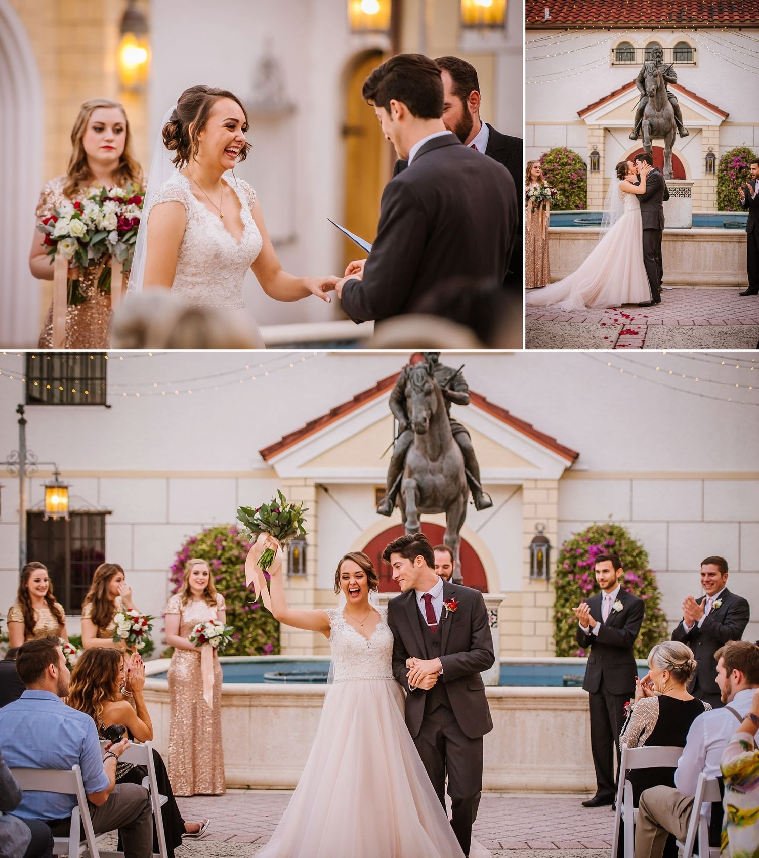 South Florida Museum Wedding Photography in Bradenton | South ...