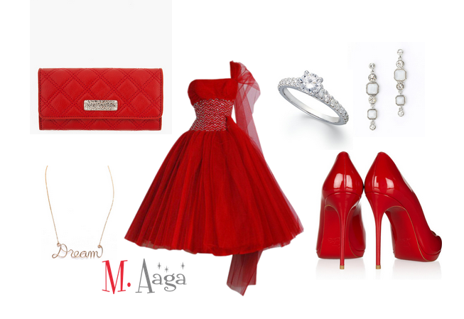 Cute Valentine S Day Dress Dresses Pinterest Dresses Red And