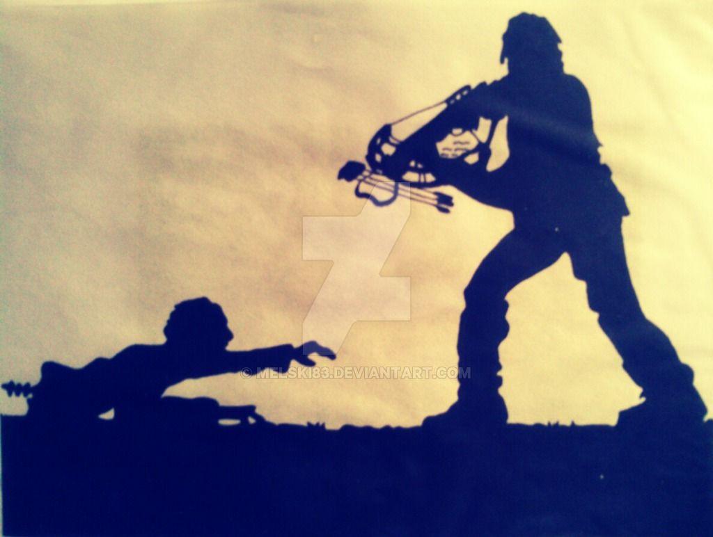 Daryl Dixon by Melski83 on DeviantArt