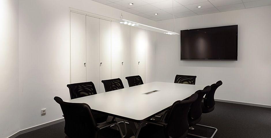 Außergewöhnlich Von Der Lichtberatung Zum Lichtkonzept. Für Den Das Büro Der Abteilung  Geschäftsführung/Marketing Haben Wir Eine Clevere Lichtlösung Entwickelt.