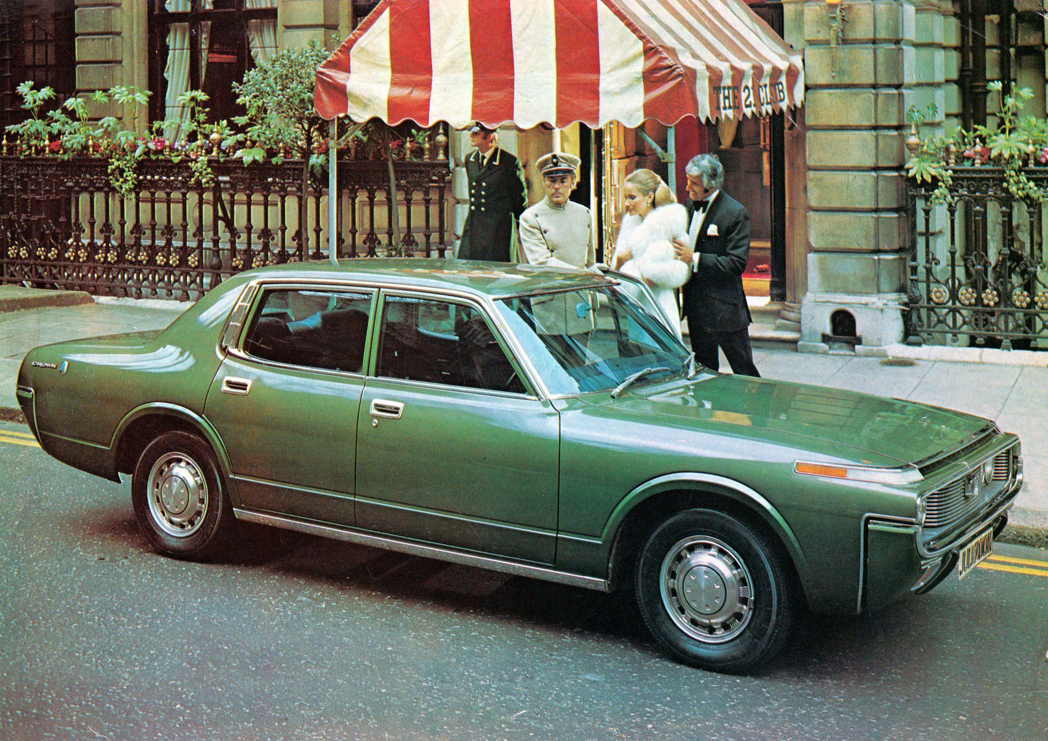 Toyota crown 1971
