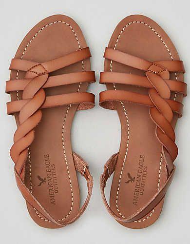 030c1ac711 AEO Side Twist Sandal