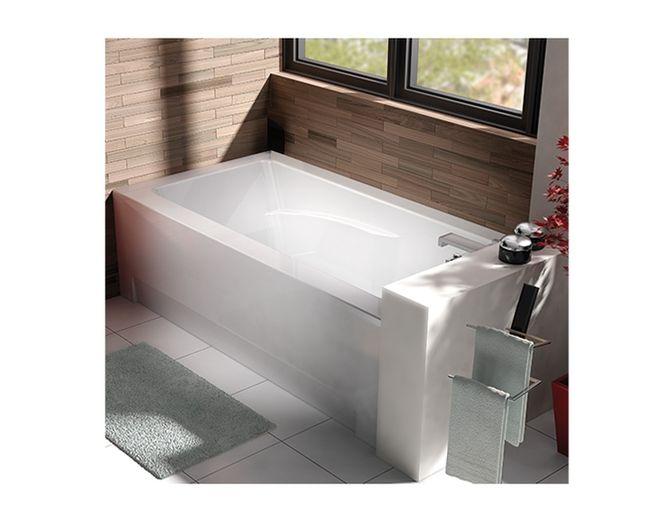 City 60 bathtub for alcove installation - Oceania | Bath Room ...