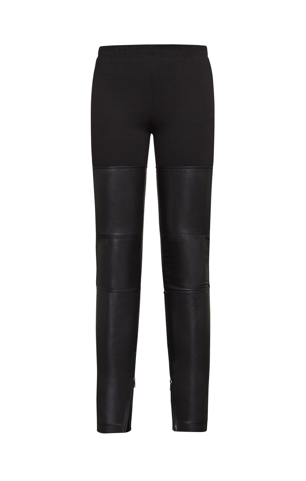 fd9e312a799779 Conan Faux-Leather Moto Legging   bcbg shop   Leather Pants, Leather,  Fashion