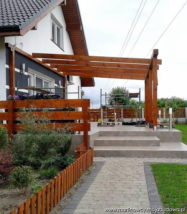 W końcu dzieje się :) | Outdoor structures, Pergola, Outdoor