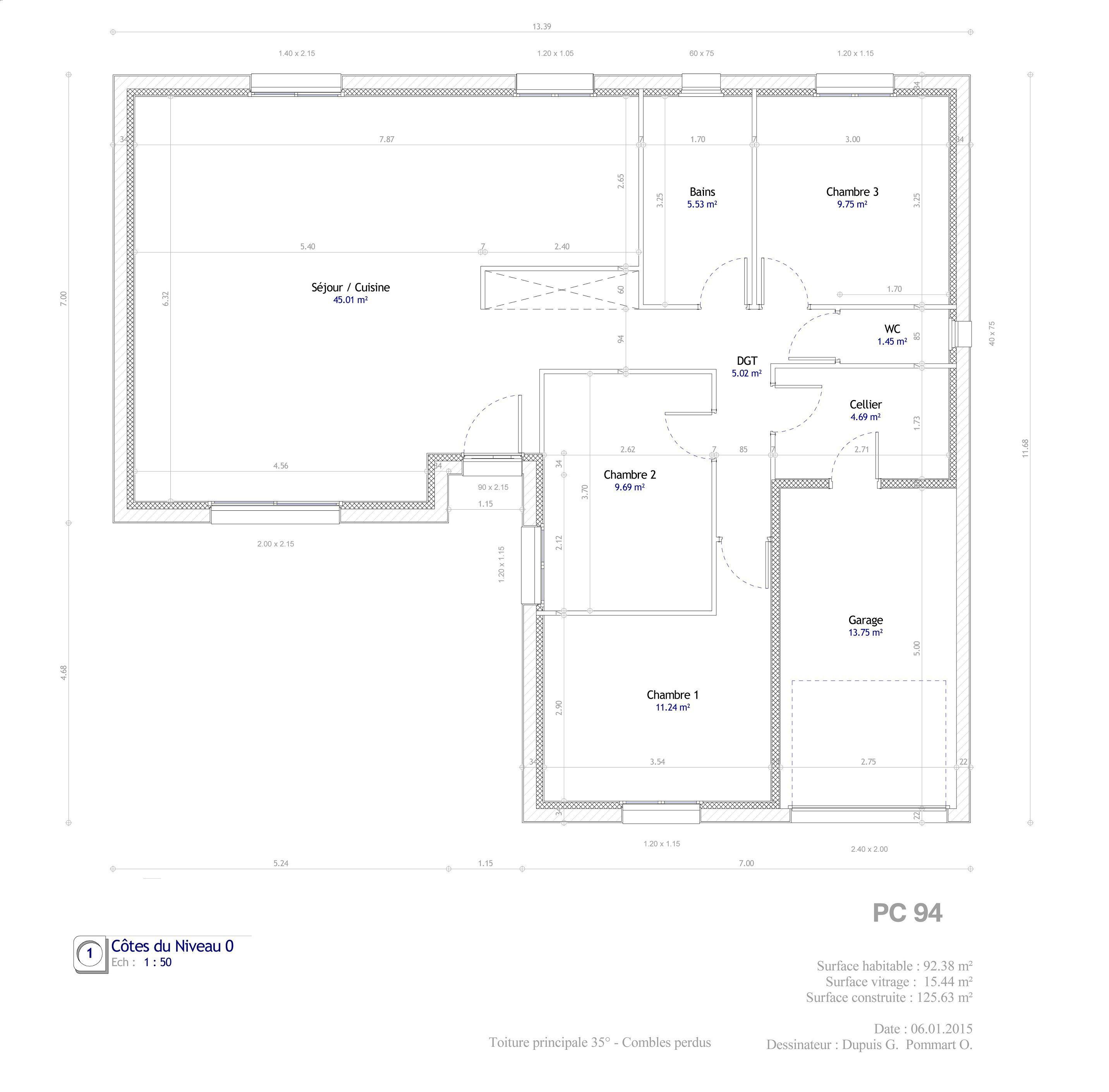 Faire construire hangar for Construire maison 94
