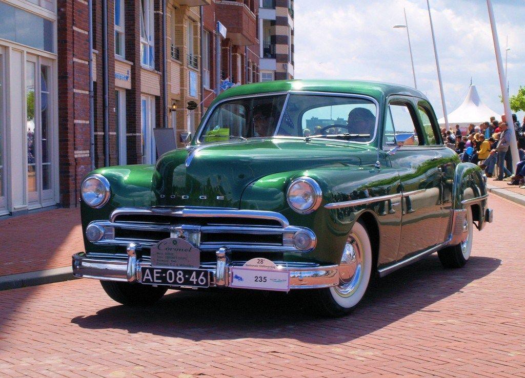 1950 - Dodge Coronet - driving side