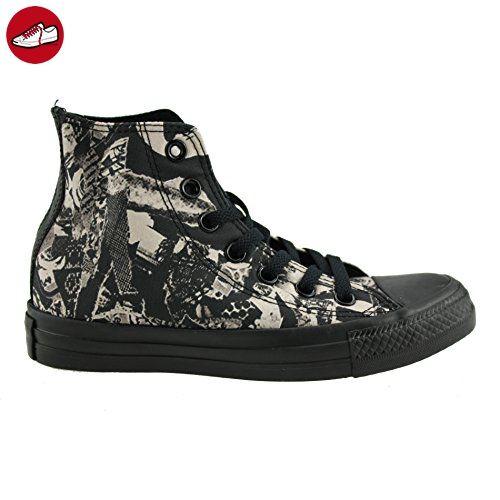e6beacf7e04e9c Converse All Star Print Damen Sneakers Schwarz ( Partner-Link ...