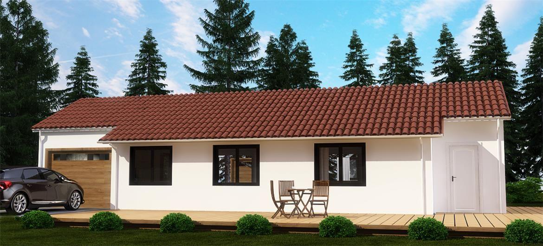 Lleida 150 M2 Casas Prefabricadas