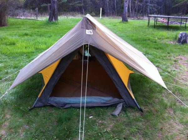 Vintage North Face Tent