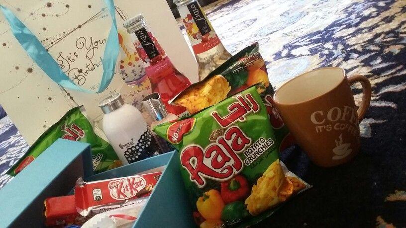 شكرا شووش على الهديه الحلوه Snacks Snack Recipes Food
