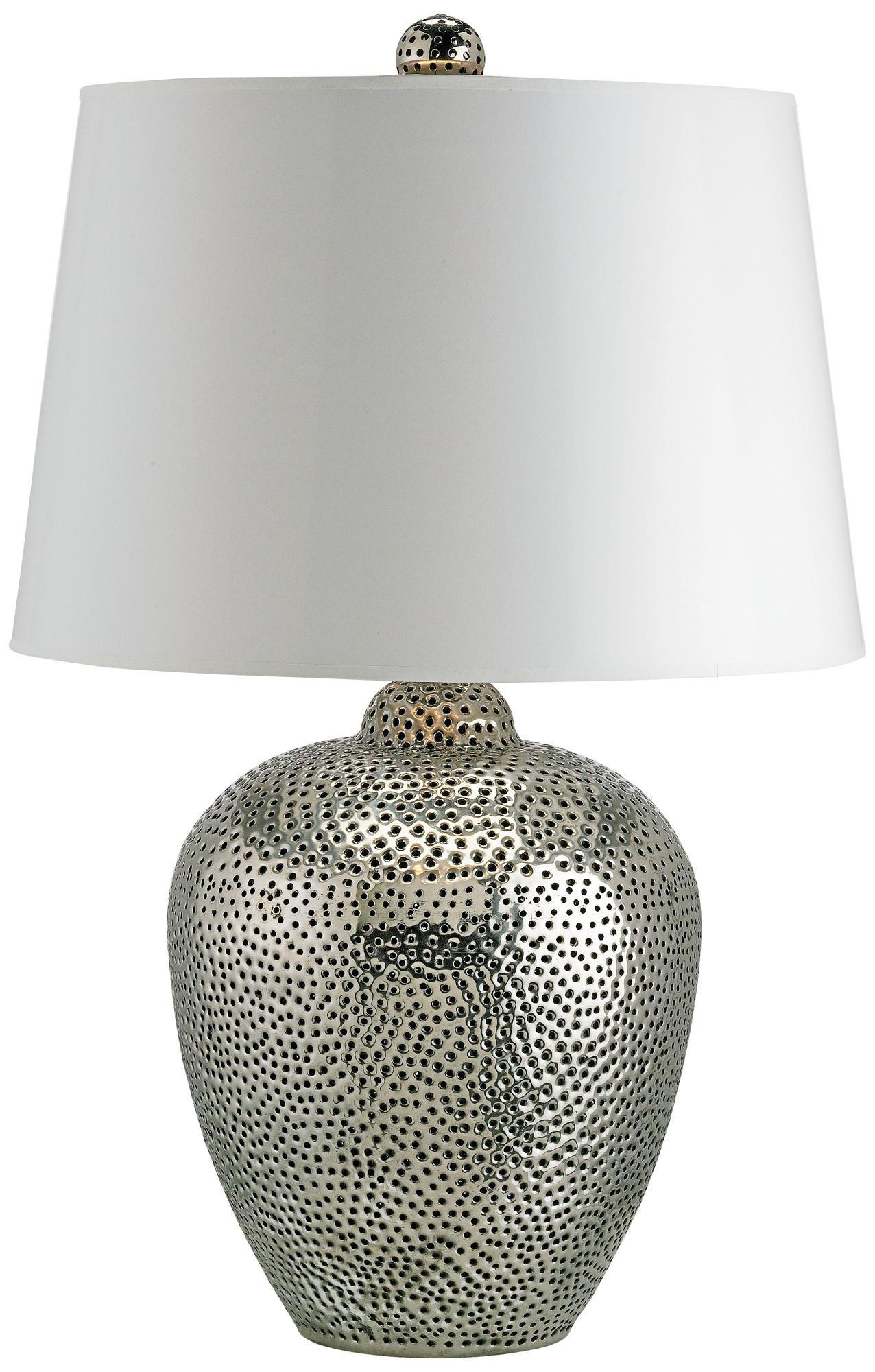 Currey And Company Talisman Hammered Metal Table Lamp Y1487 Lamps Plus Metal Table Lamps Lamp Table Lamp