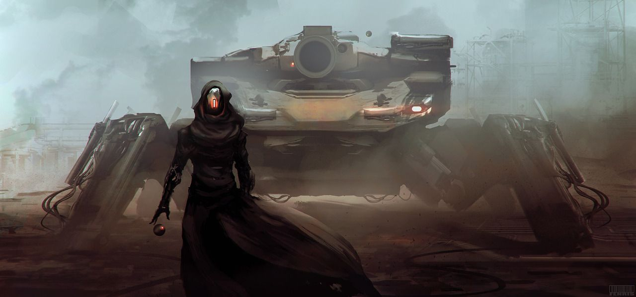 Gray Matters | project-messennger:   More concept art Hope you...