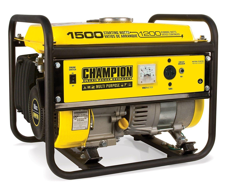 Champion Power Equipment 42436 1200 Watt Multi Purpose Portable Choosing The Right Circuit Breakers At Home Depot Generator
