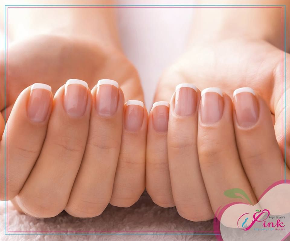 iPink LifestyleTips - Ideally, your nails should be polished /buffed ...