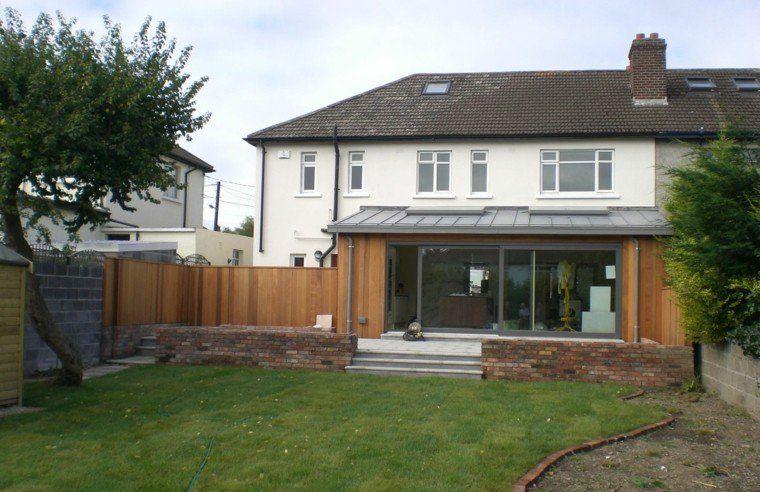 Idée agrandissement maison  50 extensions esthétiques Extensions - renovation electricite maison ancienne