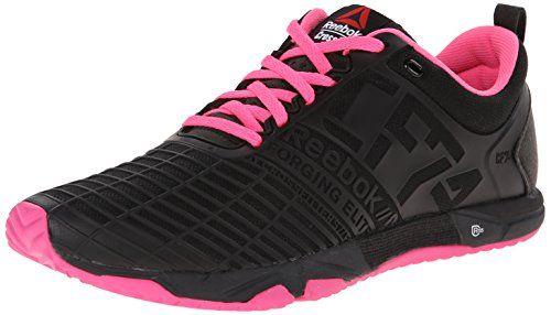 Reebok Crossfit Sprint Tr Reebok- Black/Solar Pink crossfit shoes