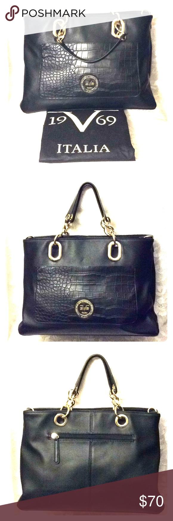 Versace 1969 Abbigliamento Sportivo SRL Handbag Versace 1969 Abbigliamento  Sportivo (Alessandro Versace) Handbag. 22987d84ff02b