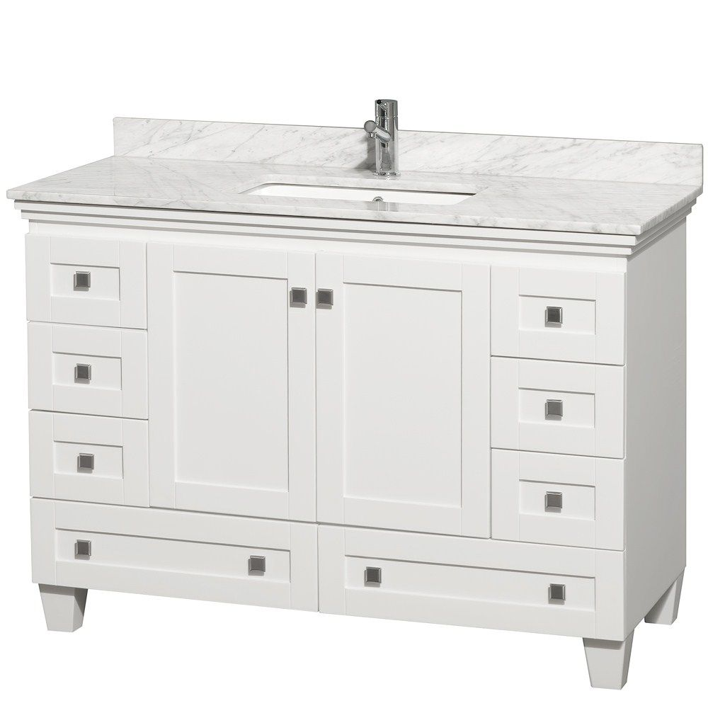 inch with in bathroom vanity single fantastic top white creativity tops