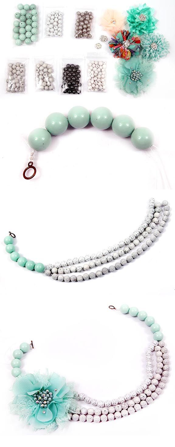 Diy Beaded Necklace An Easy Jewelry Making Beading
