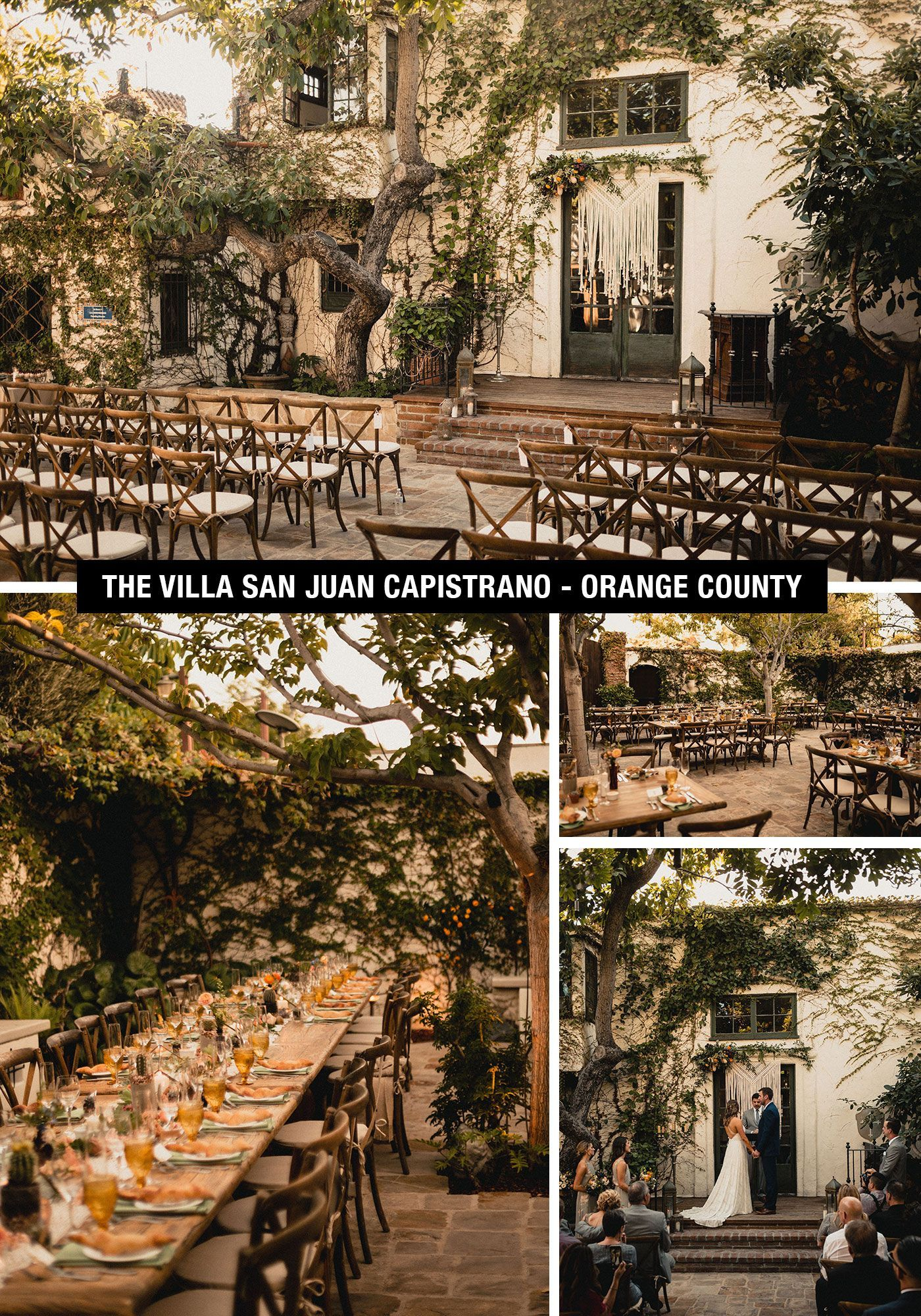 Definitive List Of The Best Outdoor Wedding Venues From Los Angeles To Orange County Definitive List Of The Best Outdoor Weddin Outdoor Wedding Venues
