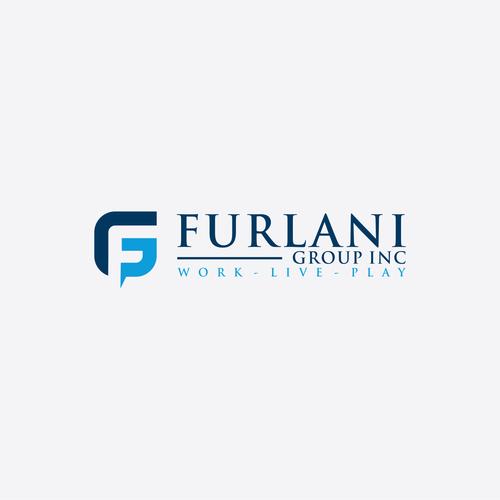 Furlani Group Inc Building An Empire Leaving A Legacy Construction Logo Construction Logo Design Logo Design