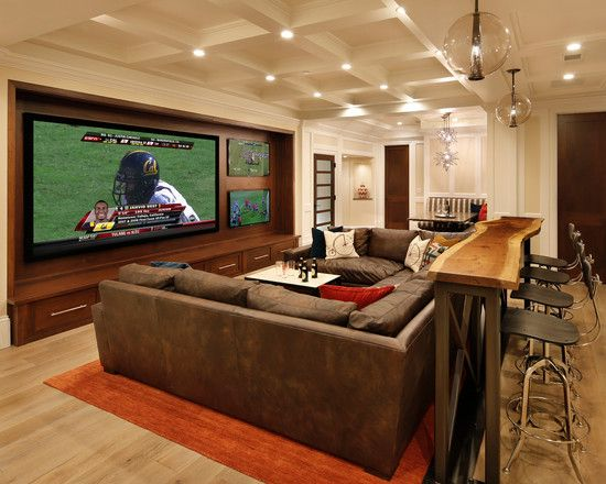 Media Room Design Ideas small media room design ideas pictures remodel and decor Exemplos De Decorao De Home Theaters Em Ambientes Home Theatersmedia Roomstv