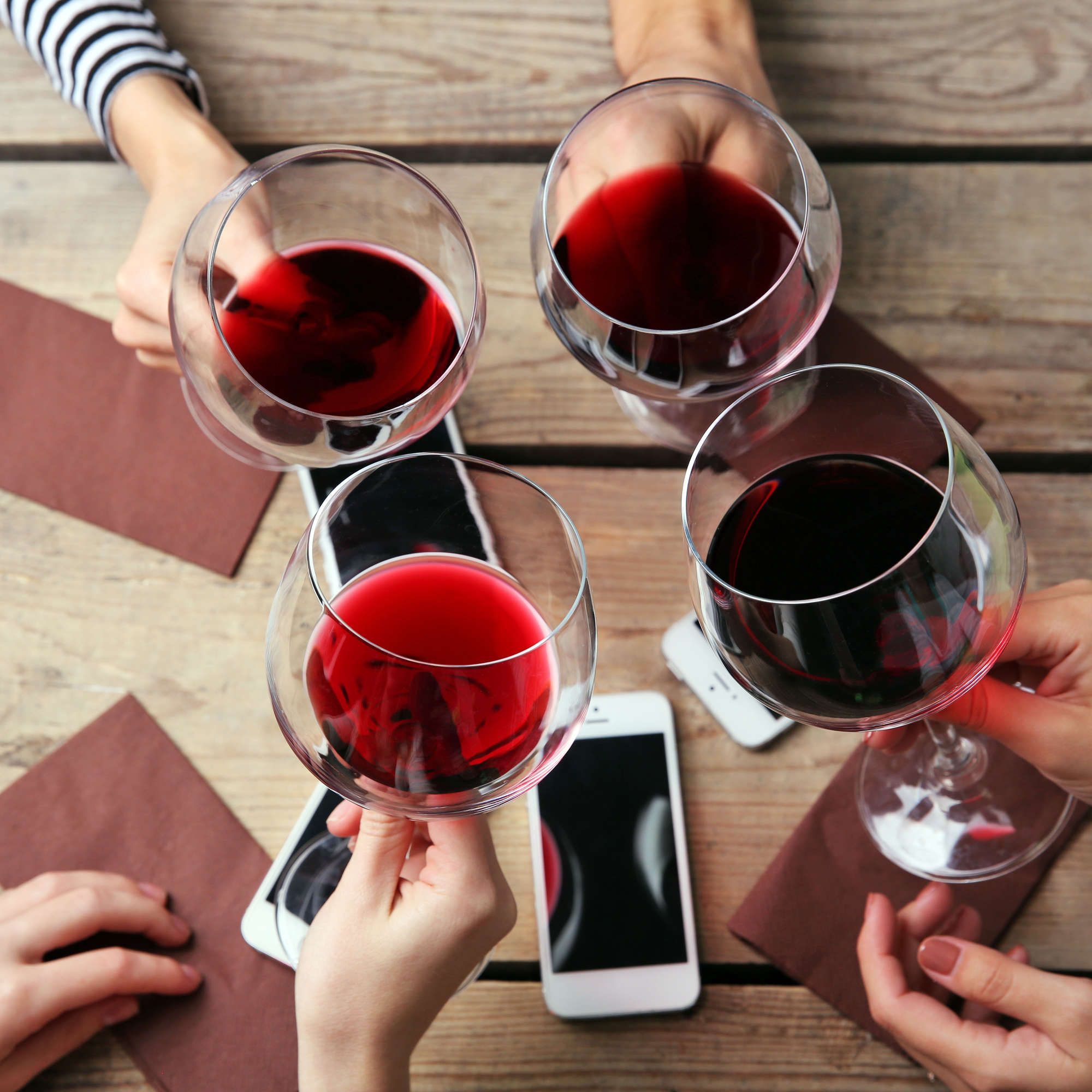 Every Major Type Of Red Wine Explained Types Of Red Wine Red Wine Wine Drinkers