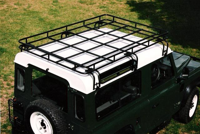 Brownchurch Land Rover 90 Roof Rack 12 300 About Roof