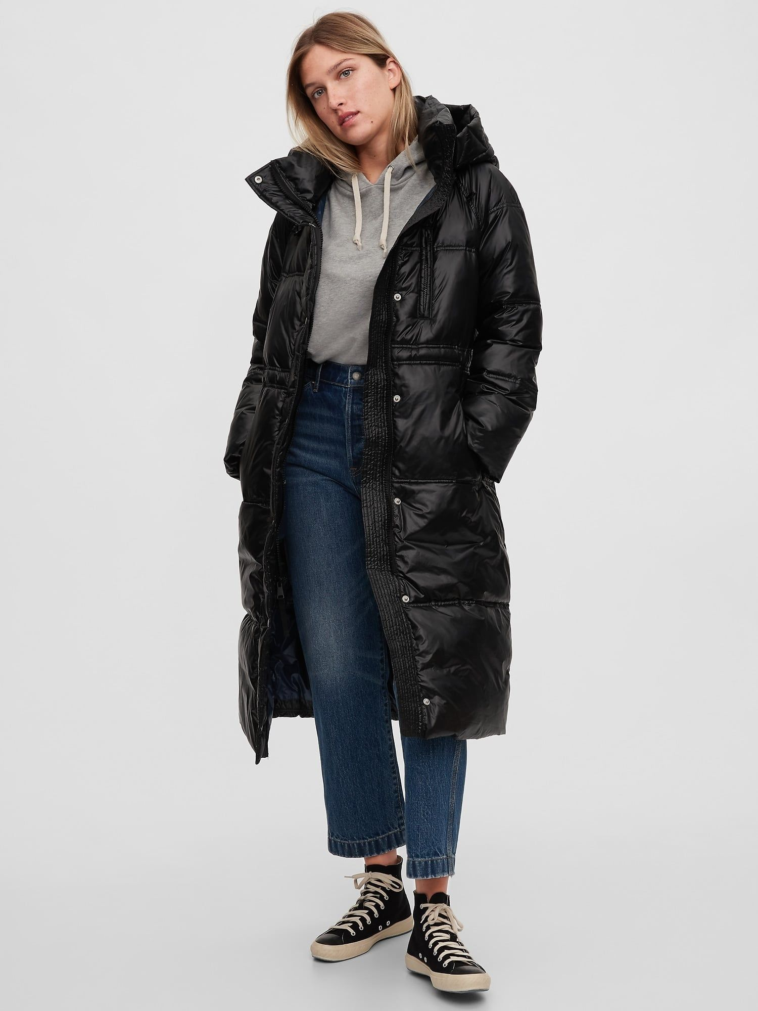 Gap Has So Many Cute Coats And Jackets Right Now It S Hard To Pick Just One Long Puffer Coat Puffer Coat Long Puffer [ 2000 x 1500 Pixel ]