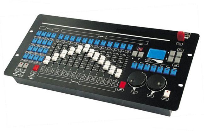 stage lighting console dmx