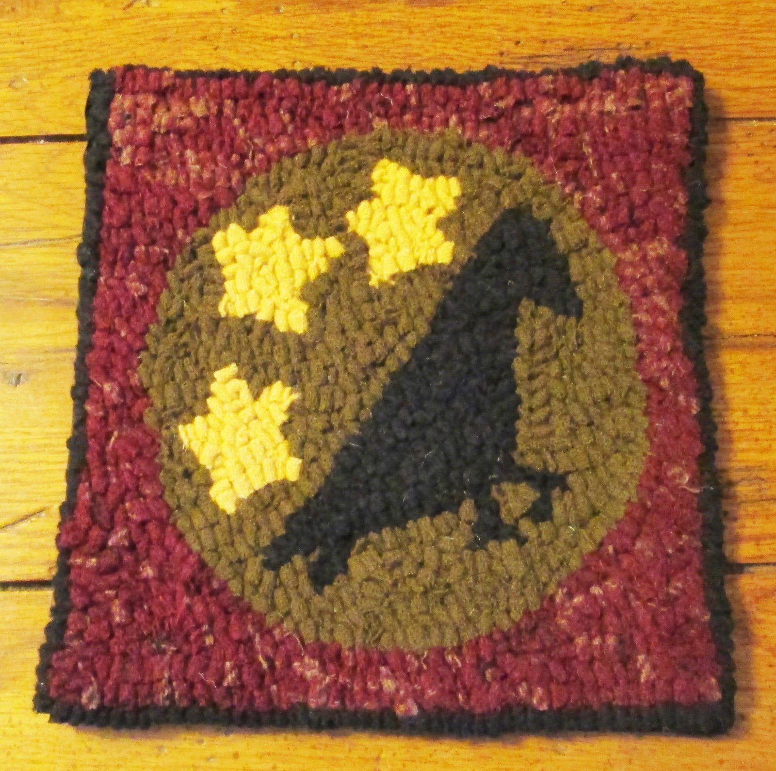 Ebay hooking rug strip wool
