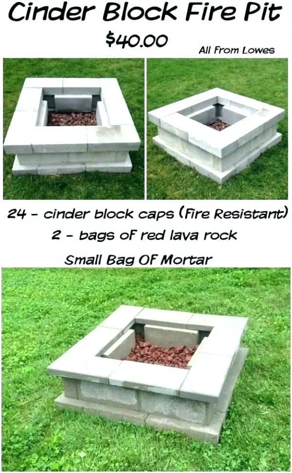 Photo of 24+ Creative and Cheap Fire Pit Ideas & Designs For 2020