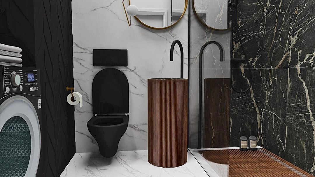 Photo of 30 THE MOST BEAUTIFUL BATHROOM DESIGNS FOR YOU 2019 – Page 24 of 32 – My Blog