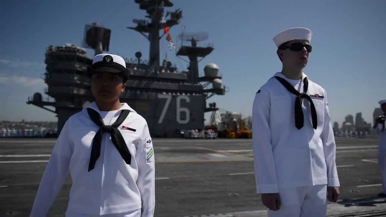 USS Ronald Reagan (CVN 76) departs San Diego for Japan