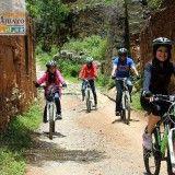 Callejoneando sobre pedales en Guanajuato - http://www.revistaforward.com.mx/actualidad/notas-informativas/callejoneando-sobre-pedales/