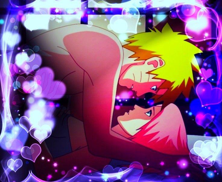 Naruto e Sakura hot scene for night/NaruSaku Shippuden