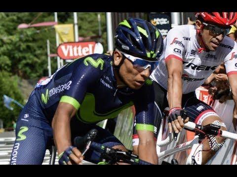 Nairo Quintana Revive y Entra En La Pelea | Analizando Etapa 13 (Tour 2017) - VER VÍDEO -> http://quehubocolombia.com/nairo-quintana-revive-y-entra-en-la-pelea-analizando-etapa-13-tour-2017    Etapa 13 del Tour de Francia 2017 y sorpresas espectaculares. Nairo Quintana resucita en este Tour 2017 siguiendo un Ataque de Alberto Contador a 70 Km de meta. Se vuelve a meter en la lucha por el mayot amarillo. Además, comentamos la clasificación general y las etapas que quedan