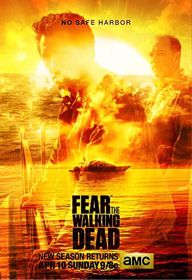 Fear The Walking Dead Season 2 Fear The Walking Dead The Walking Dead Walking Dead Season