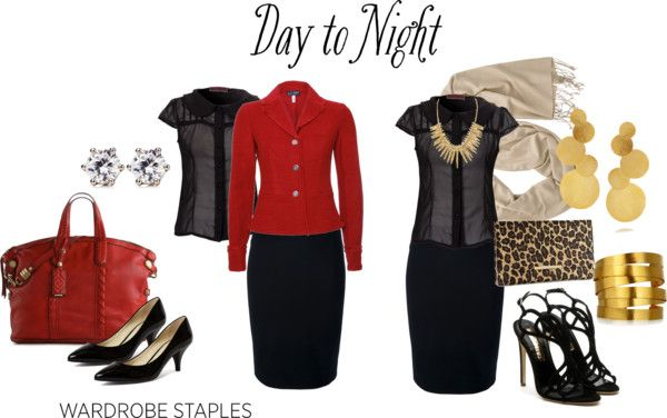 """""""Day to night"""" by fiona-ross on Polyvore"""