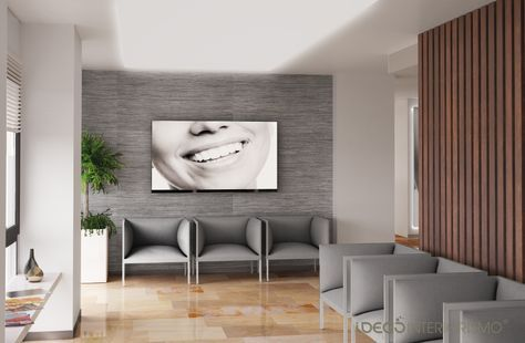 Centro odontol gico decoraci n de interiores en valencia - Decoracion en valencia ...