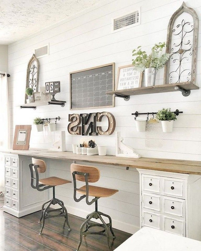 35 Awesome Farmhouse Decoration Ideas To Bring Creative Look