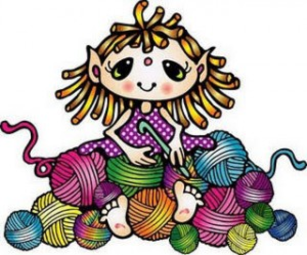 too cute crochet clip art free clip art pinterest clip art rh pinterest com