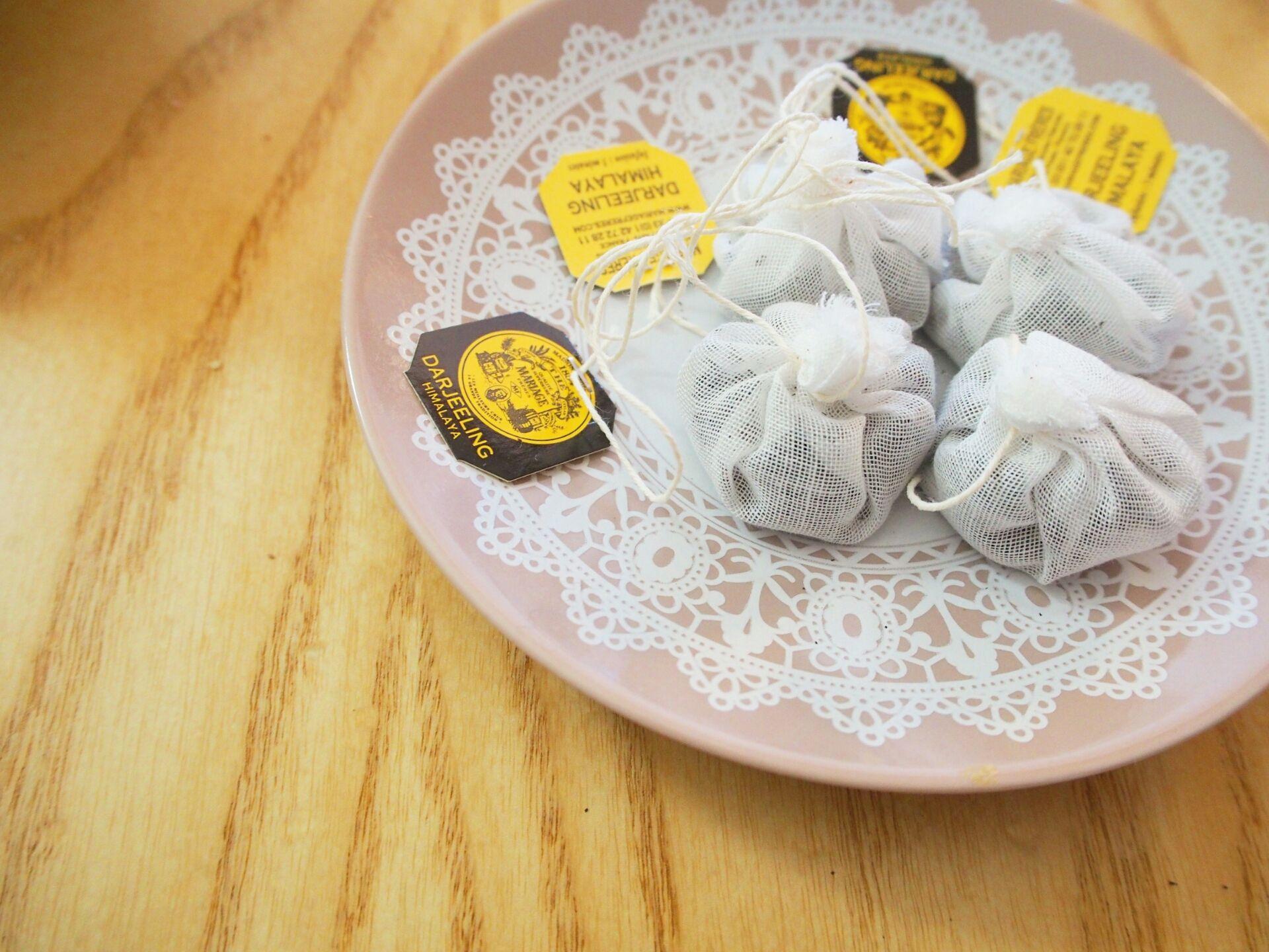 マリアージュフレール 紅茶 ティーパック ダージリンヒマラヤ tea Darjeeling