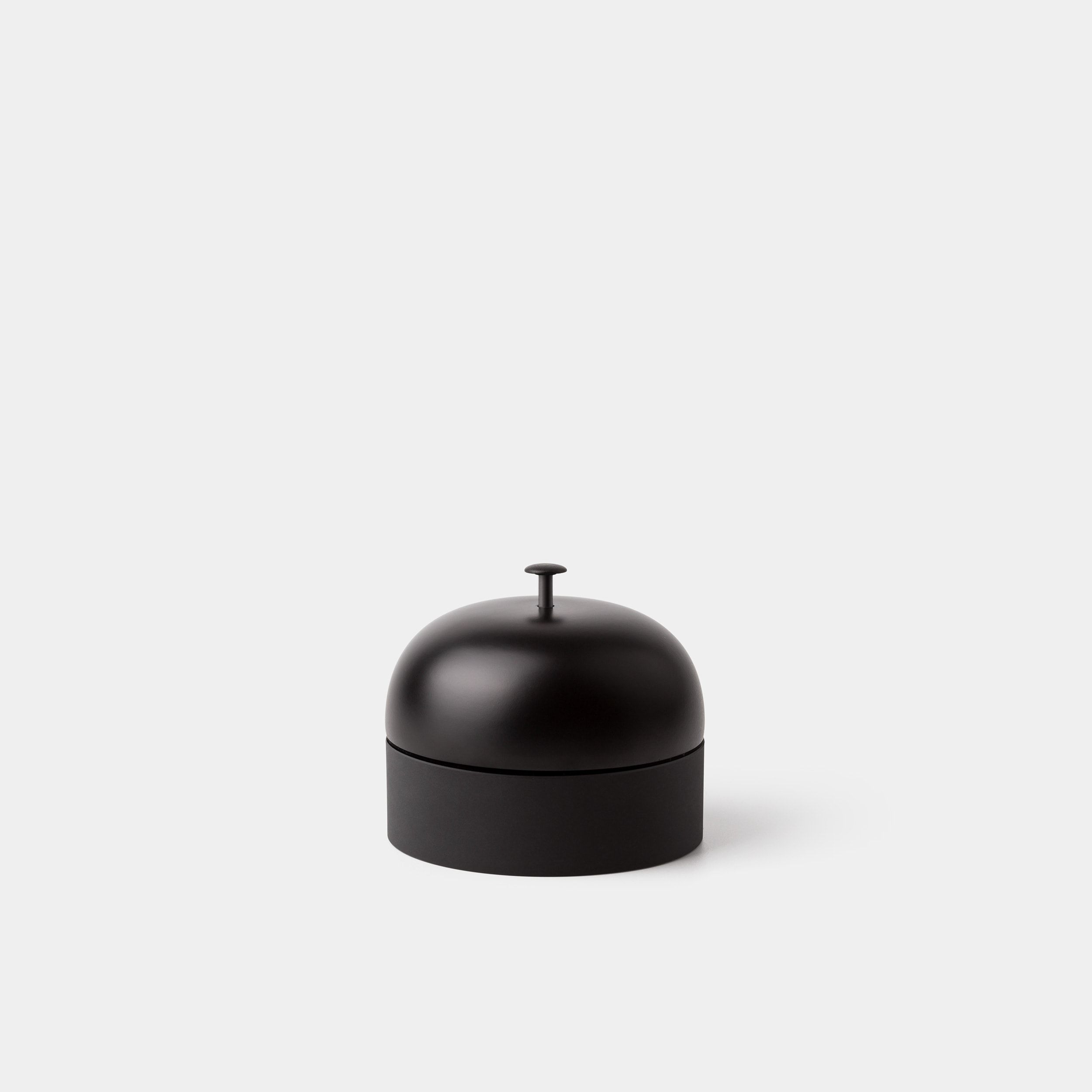 A modern table bell by Tokyo-based Timbre, whose creative line of products are aimed to enrich life using ...