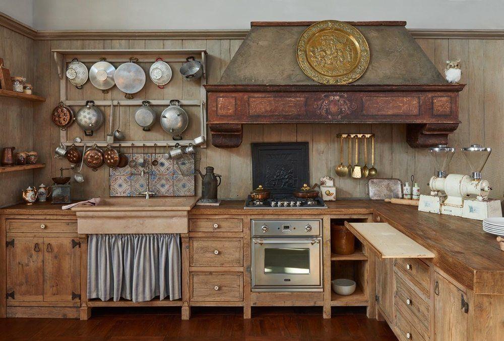 Arredamento Cucine Toscana.La Cucina Aurora E Una Cucina Rustica Toscana Funzionale